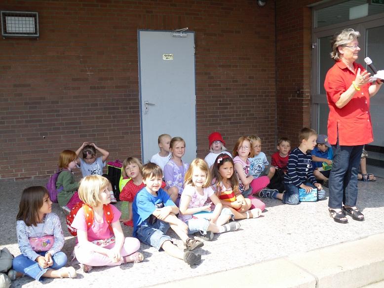 ... für das neue Schuljahr (Auenwaldschule Grundschule Böklund