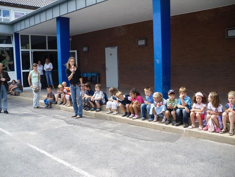 Besuch der 4. Klasse aus Zinnowitz | Heinrich-Heine-Schule ...